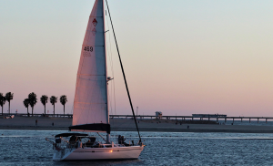 Venere Sailing in San Diego